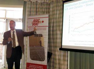 Alex Carrick, Chief Economist Construct Connect