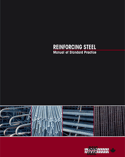 concrete reinforcing steel institute crsi manual of standard practice
