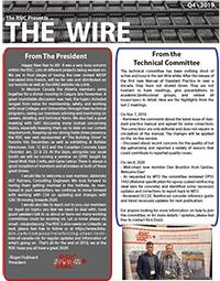 The Wire 2019 Q4